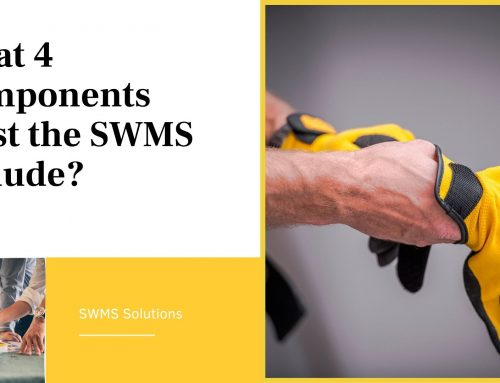 What 4 Components Must the SWMS Include?